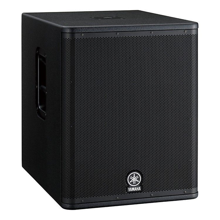 Yamaha dxs15 15 active subwoofer music123 for Yamaha pro audio
