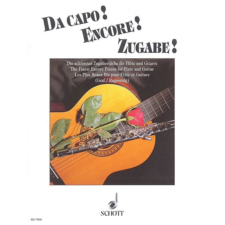 SchottDa capo! Encore! Zugabe! Schott Series Softcover Composed by Various Arranged by Peter-Lukas Graf