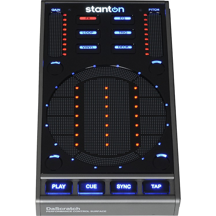 Stanton DaScratch Performance Control Surface