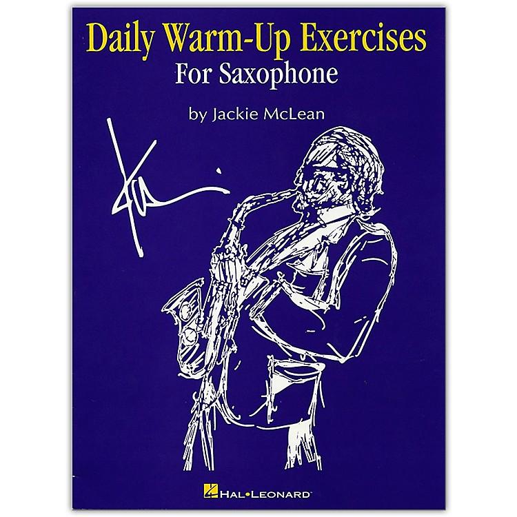 Hal LeonardDaily Warm Ups & Exercises for Saxophone