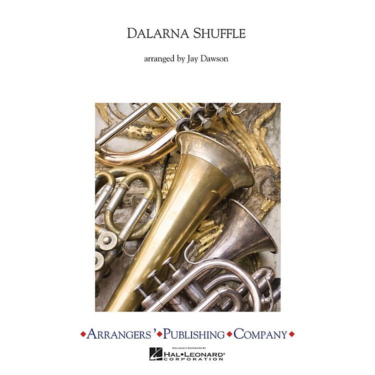 ArrangersDalarna Shuffle Concert Band Level 2.5 Composed by Jay Dawson