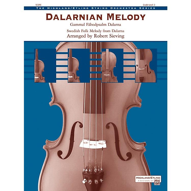 AlfredDalarnian Melody String Orchestra Grade 3 Set