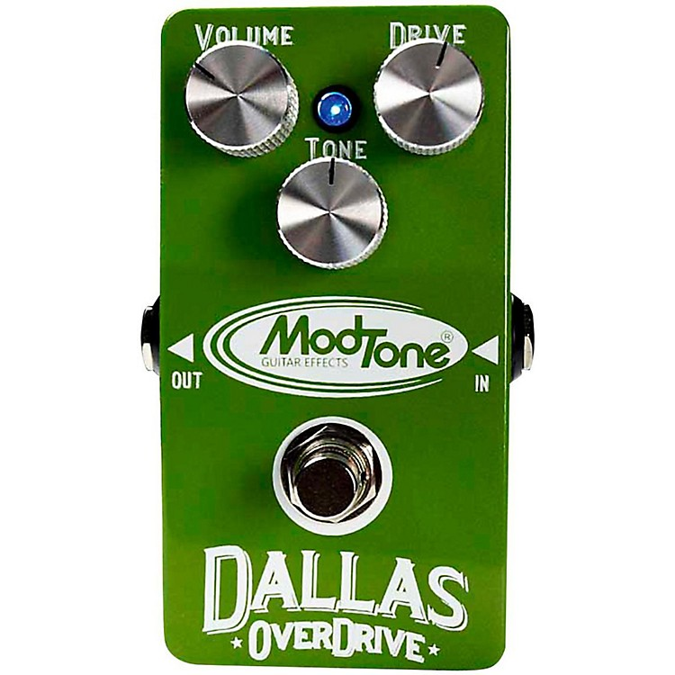 ModtoneDallas Overdrive Guitar Effects Pedal