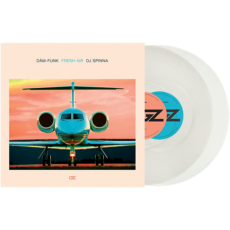 SERATODam-Funk NoiseMap Timecode Control Vinyl Pair