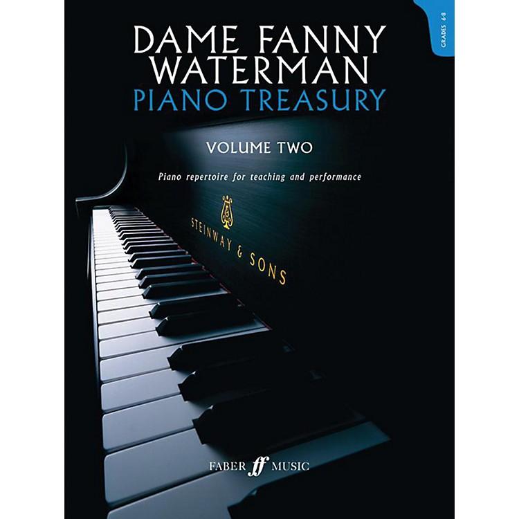 Faber Music LTDDame Fanny Waterman - Piano Treasury Volume Two Advanced Book