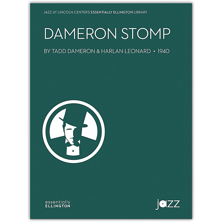 Alfred Dameron Stomp Conductor Score 3 (Medium)