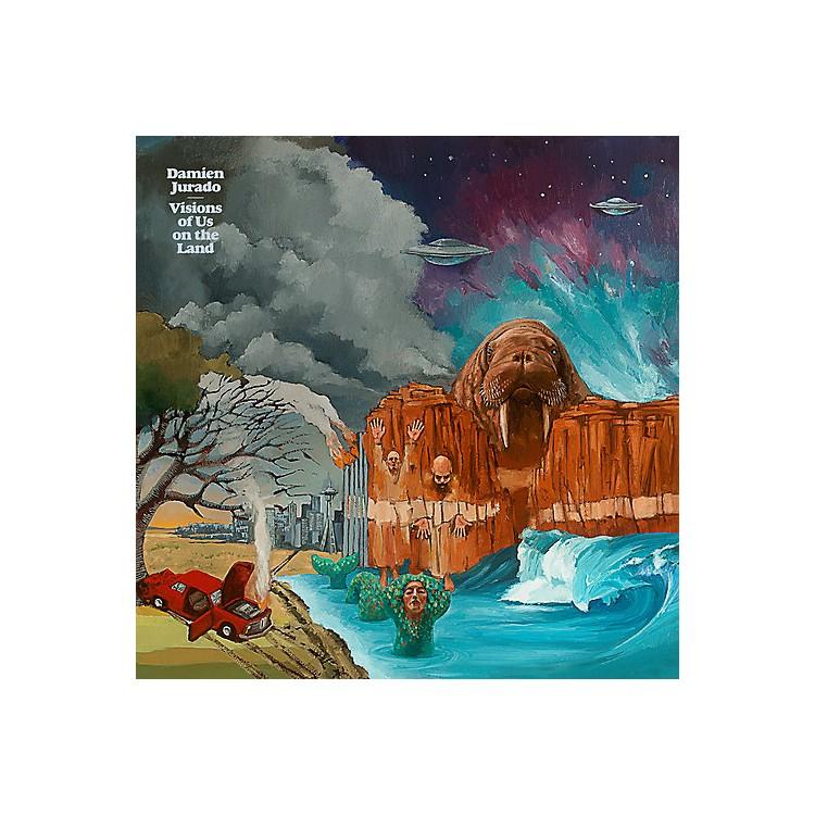 AllianceDamien Jurado - Visions of Us on the Land