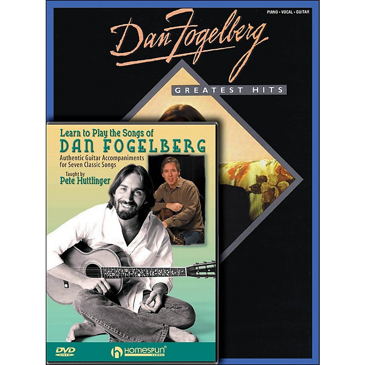 Hal LeonardDan Fogelberg Mega Pack