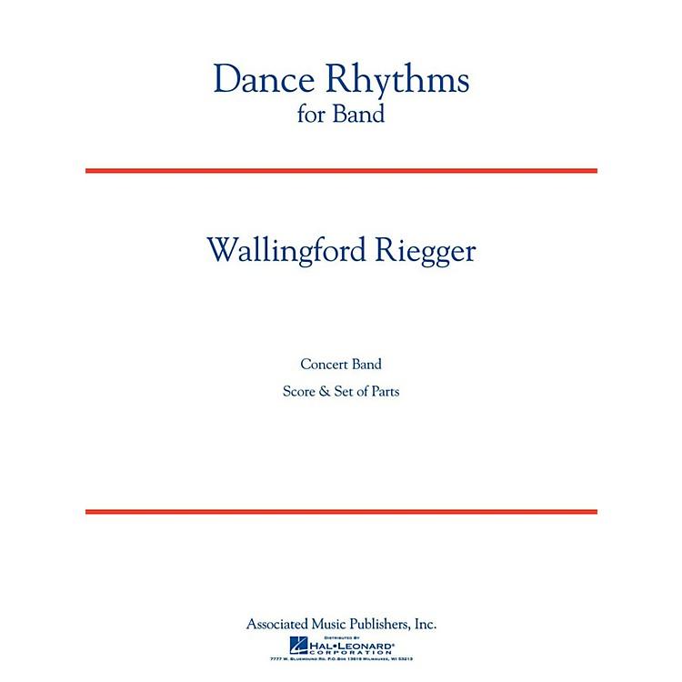Hal LeonardDance Rhythms For Band Op. 58 Level 5