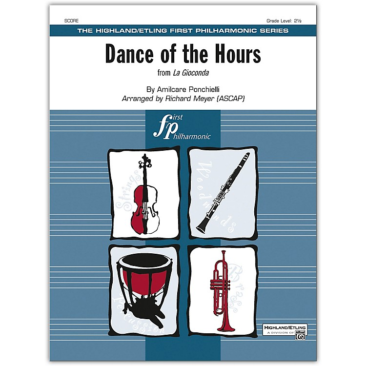 AlfredDance of the Hours Conductor Score 2.5