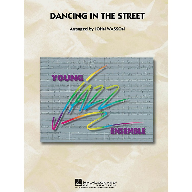 Hal LeonardDancing In The Street - Young Jazz Ensemble Series Level 3