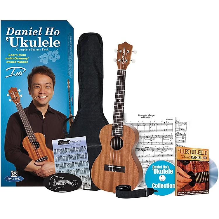 AlfredDaniel Ho Ukulele Complete Starter Pack
