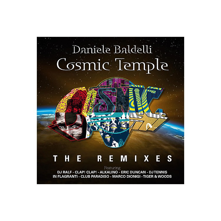 AllianceDaniele Baldelli - Cosmic Temple - The Remixes