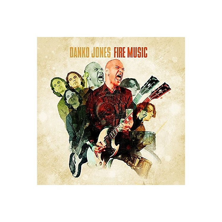 Alliance Danko Jones - Fire Music