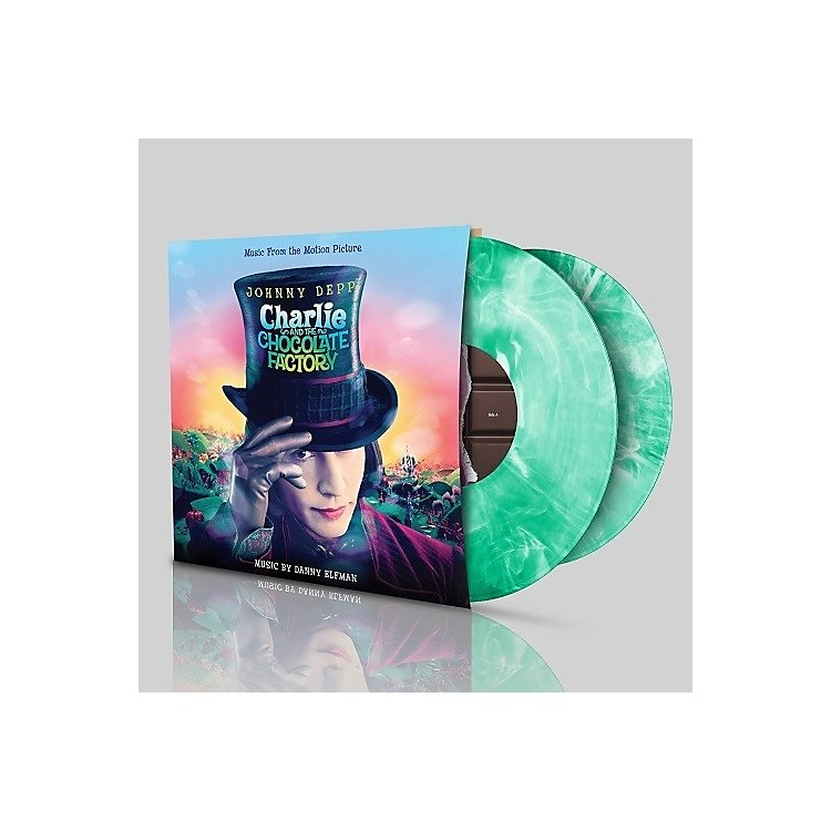 AllianceDanny Elfman - Charlie and the Chocolate Factory (Music From the Motion Picture)