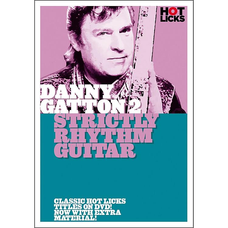Hot LicksDanny Gatton 2 Strictly Rhythm Guitar (DVD)