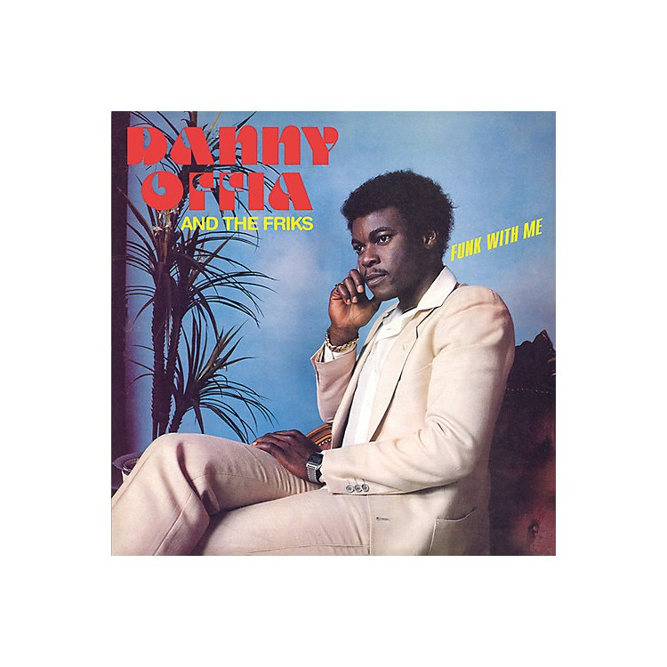 Alliance Danny Offia - Funk With Me