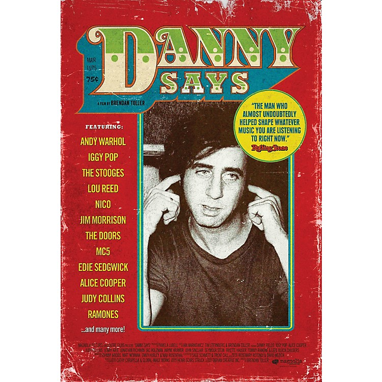 Magnolia Home EntertainmentDanny Says Magnolia Films Series DVD Performed by Various