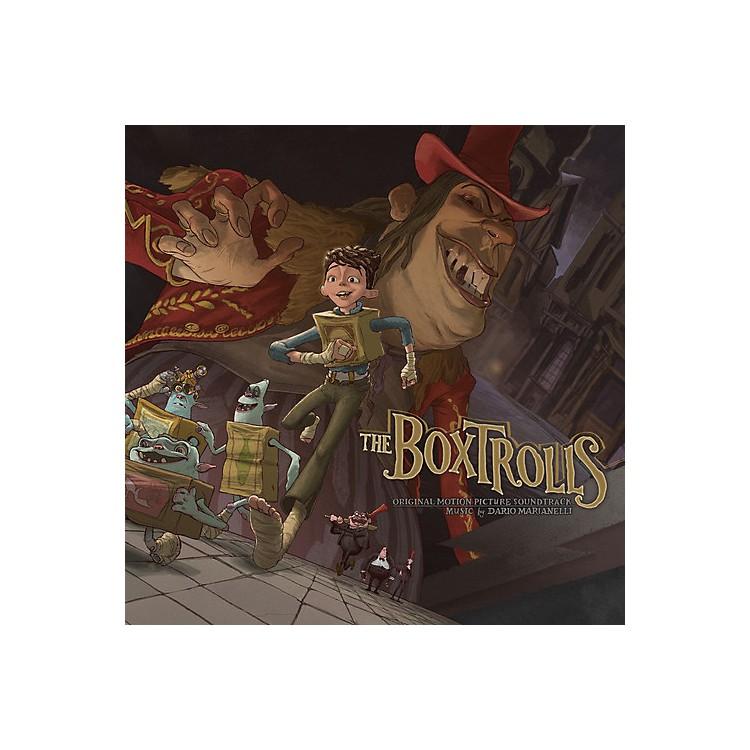 AllianceDario Marianelli - Box Trolls (Original Soundtrack)