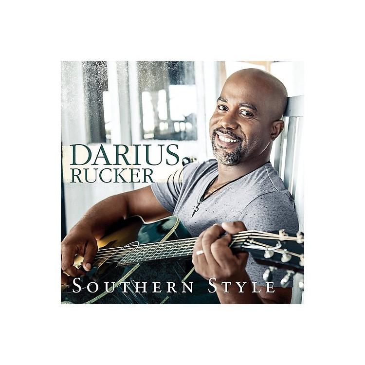 AllianceDarius Rucker - Southern Style (CD)