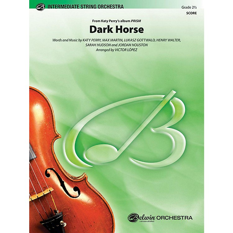 AlfredDark Horse String Orchestra Grade 2.5