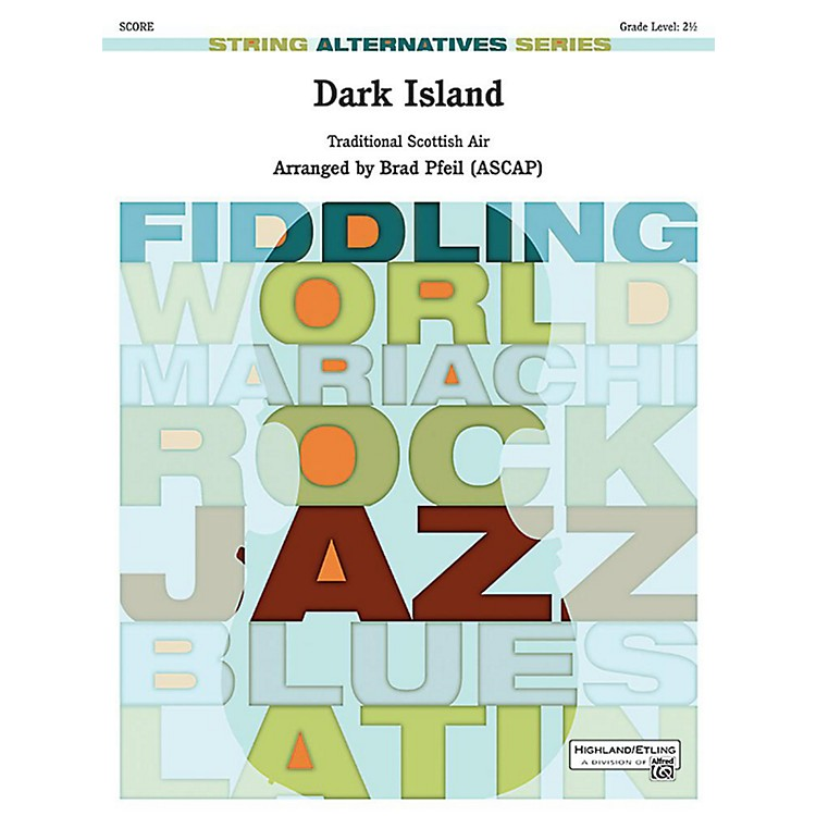 AlfredDark Island String Orchestra Grade 2.5 Set