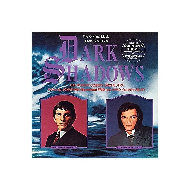 Alliance Dark Shadows (Original Soundtrack)