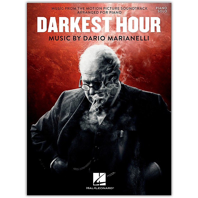 Hal Leonard Darkest Hour - Music from the Motion Picture Soundtrack for Piano Solo
