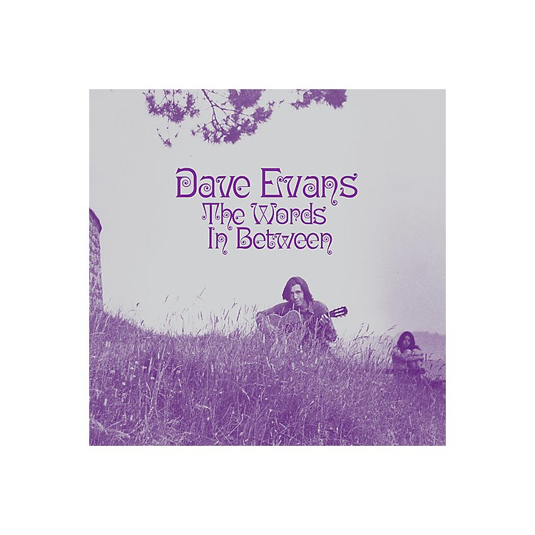 Alliance Dave Evans - The Words In Between