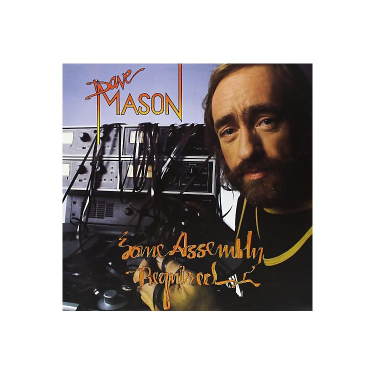 AllianceDave Mason - Some Assembly Required
