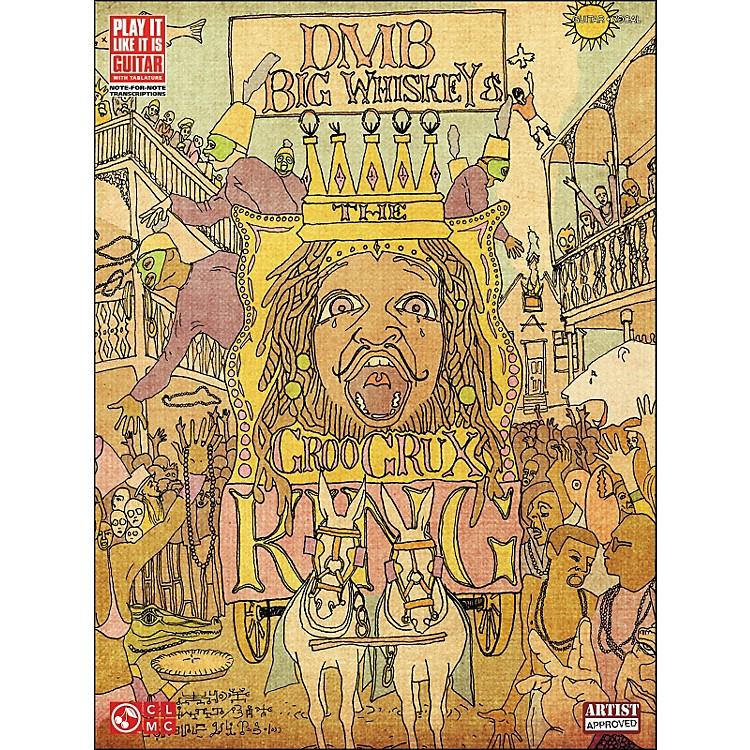 Cherry LaneDave Matthews Band - Big Whiskey And The Groogrux King Tab Book