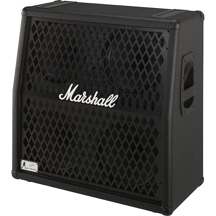 MarshallDave Mustaine 1960DM 280W 4x12 Guitar Speaker CabinetBlackStraight