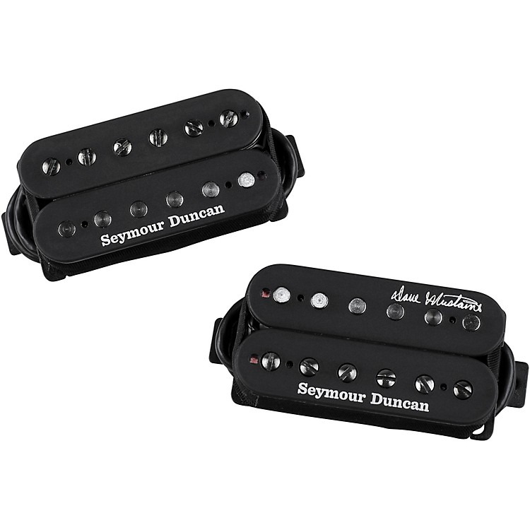 Seymour Duncan Dave Mustaine Thrash Factor Set Black