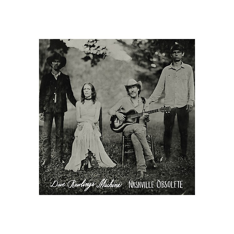 Alliance Dave Rawlings - Nashville Obsolete