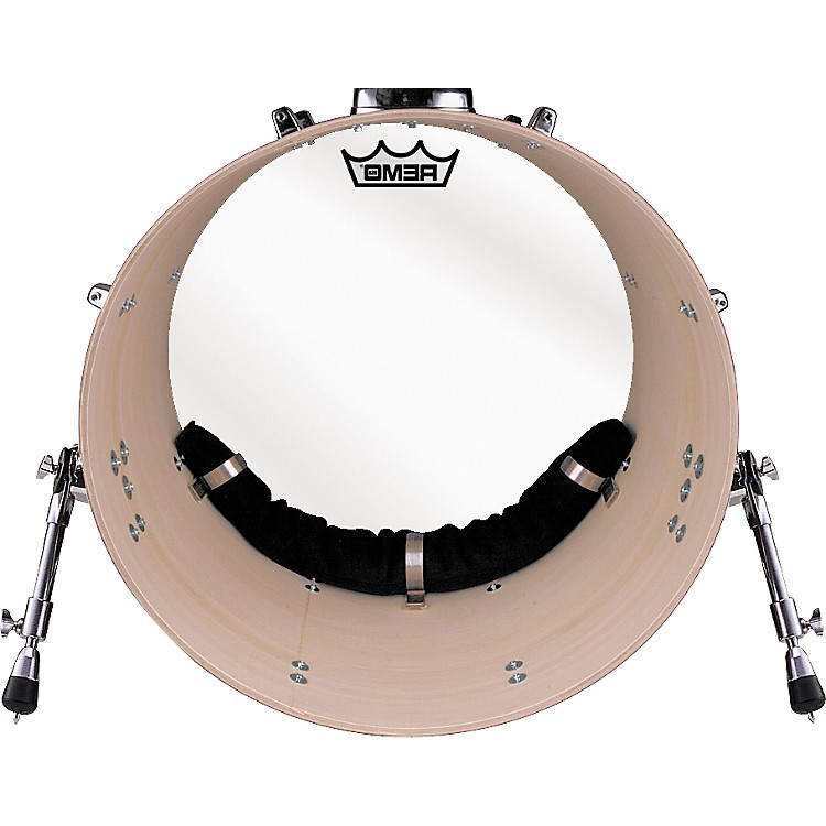 Remo Dave Weckl Adjustable Bass Drum Muffling System  20 in.