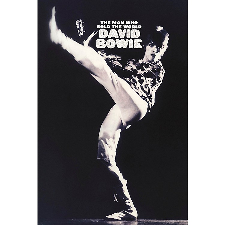 Hal Leonard David Bowie - Man Who Sold the World - Wall Poster