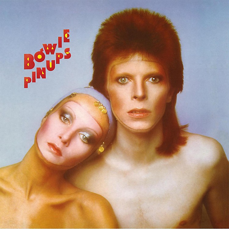 WEA David Bowie - Pin Ups