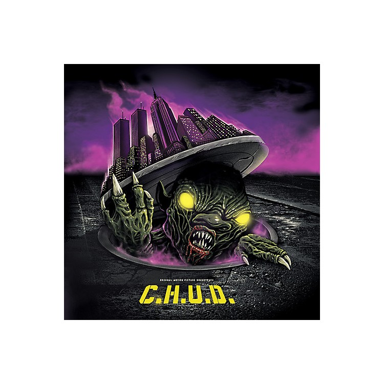 AllianceDavid Cooper - C.H.U.D. (Original Soundtrack)