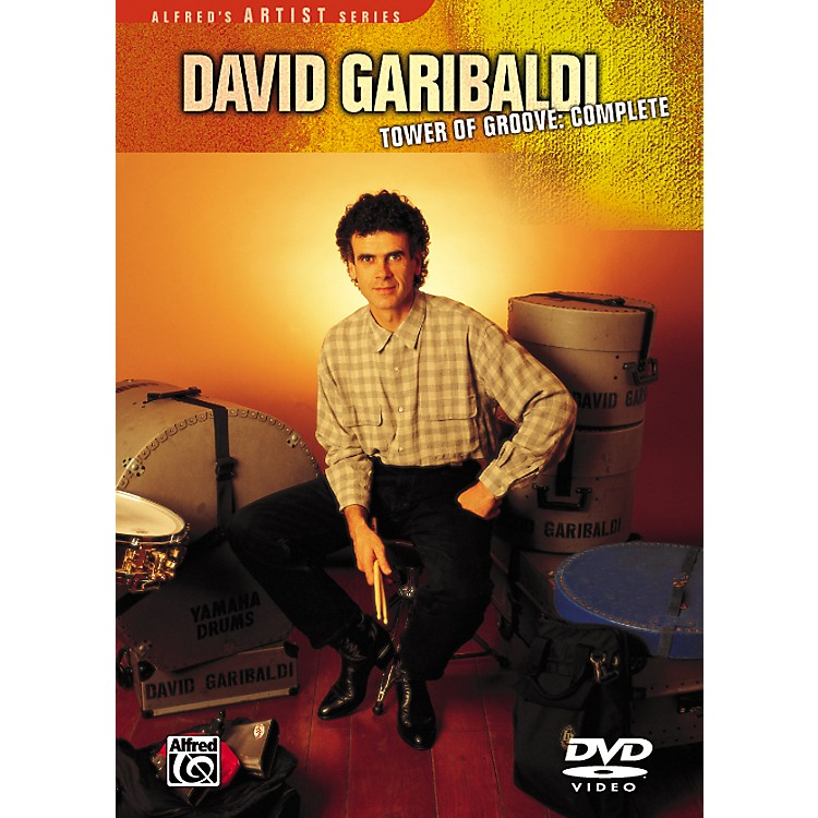 AlfredDavid Garibaldi Tower Groove: Complete DVD