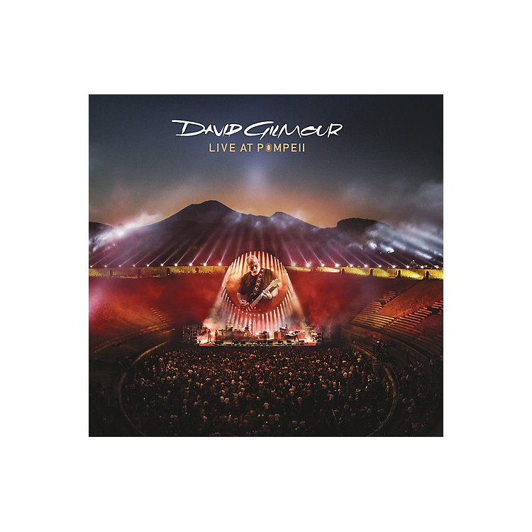 Sony David Gilmour - Live At Pompeii