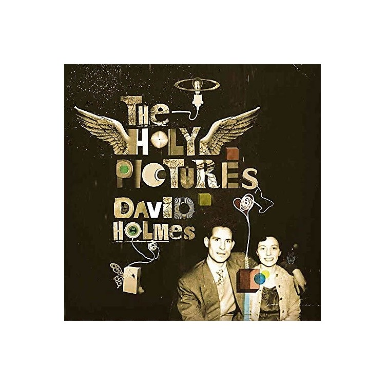 AllianceDavid Holmes - Holy Pictures