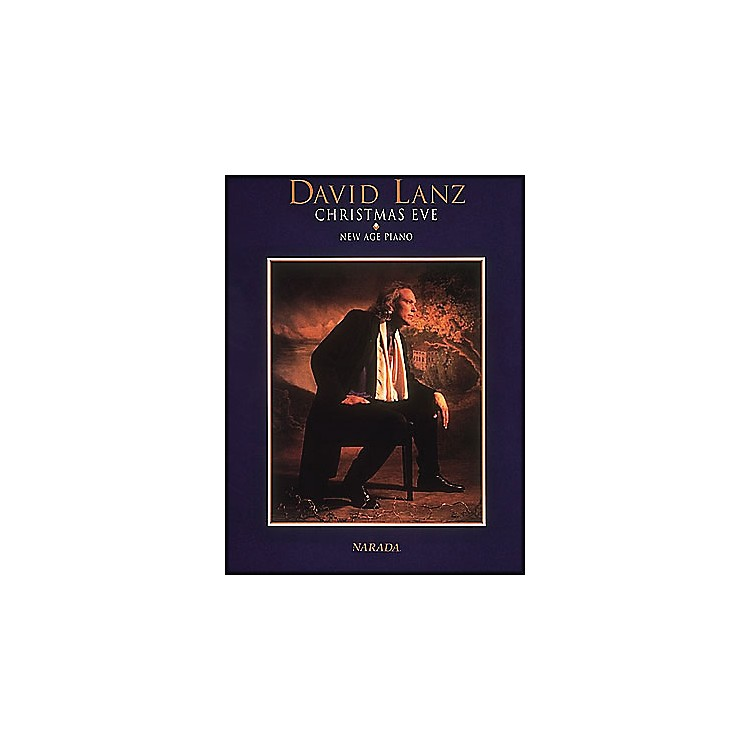 Hal Leonard David Lanz Christmas Eve arranged for piano solo