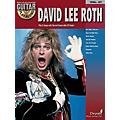 Hal Leonard David Lee Roth Guitar Play-Along Series Volume 27 Book with CD