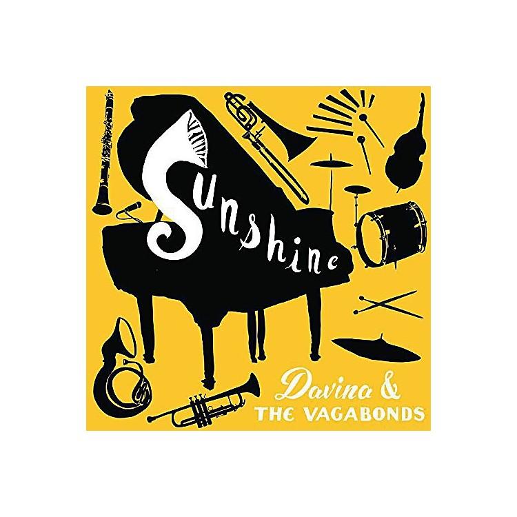 AllianceDavina & the Vagabonds - Sunshine
