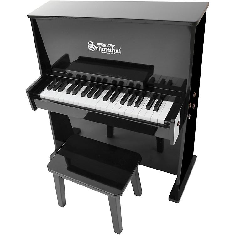 SchoenhutDay Care Durable PianoBlack