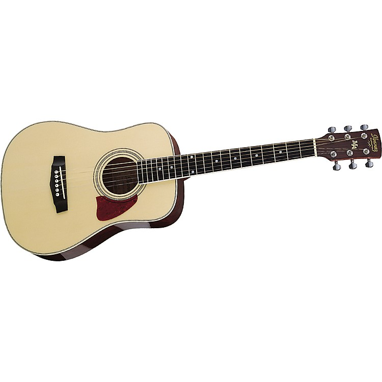 ibanez daytripper dtma mini dreadnought acoustic guitar music123. Black Bedroom Furniture Sets. Home Design Ideas