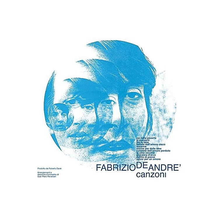 AllianceDe Andre, Fabrizio - Canzoni