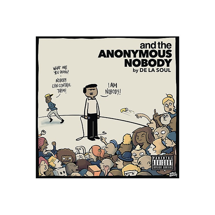 AllianceDe La Soul - And The Anonymous Nobody