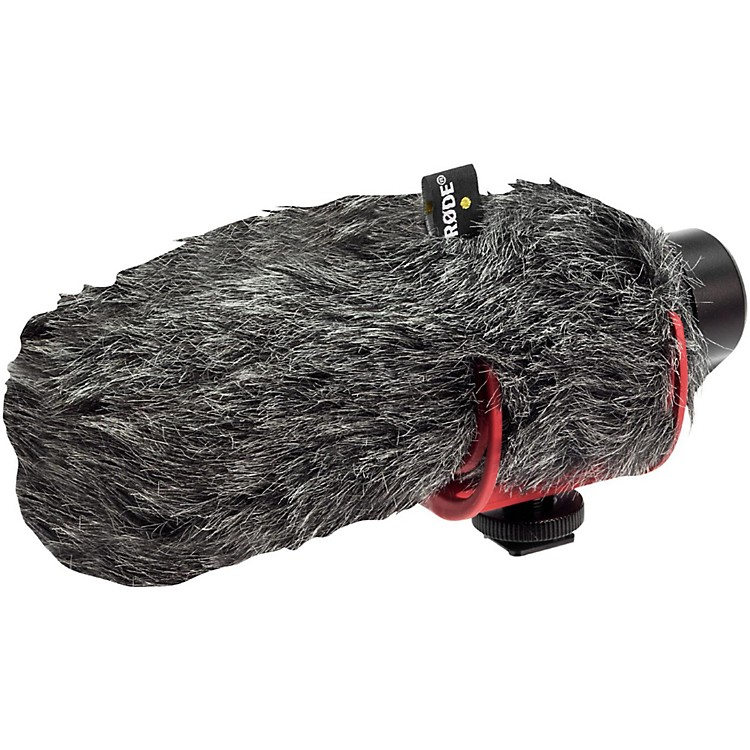 RodeDeadcat Go Artificial Fur Wind Shield