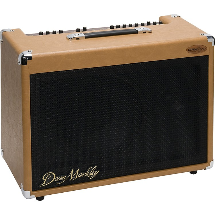 UltrasoundDean Markley PRO250 250W 1x10 and 1x4 Acoustic Combo Amp